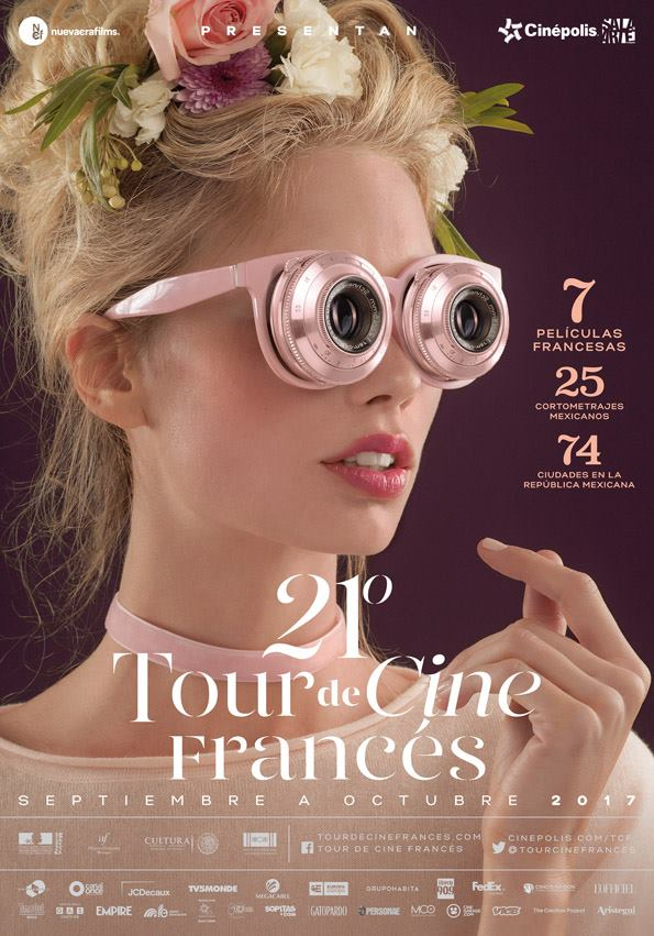 tour cine frances 2017