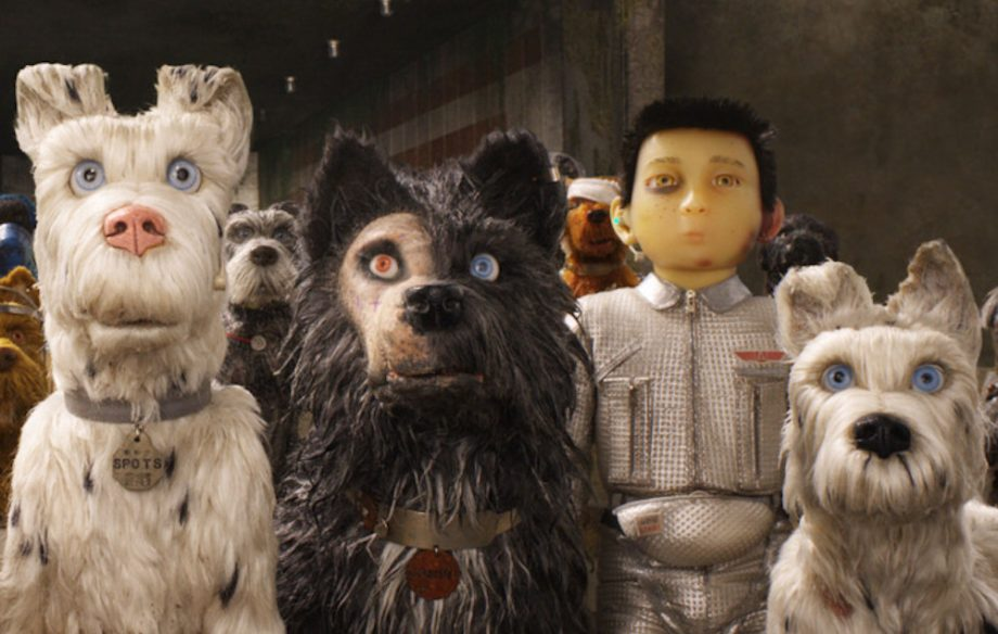 Isle Of Dogs Wes Anderson 920x584